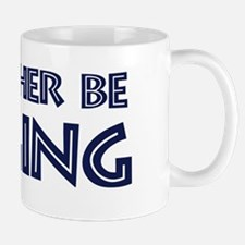 Rather be Digging Mug