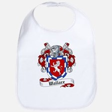 Wallace Coat of Arms Bib