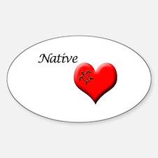 Native Honu Accessories Decal