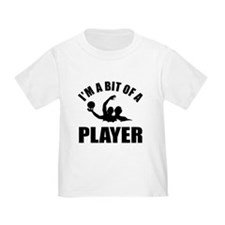 I'm a bit of a player water polo T