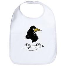 The Raven by Edgar Allan Poe Bib
