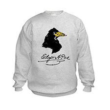 The Raven by Edgar Allan Poe Sweatshirt