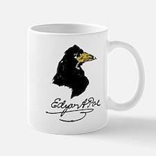 The Raven by Edgar Allan Poe Mug