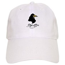 The Raven by Edgar Allan Poe Baseball Cap