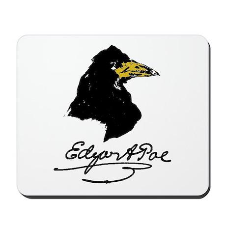 The Raven by Edgar Allan Poe Mousepad