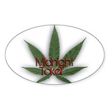 Midnight Toker Decal