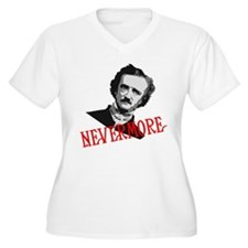 NEVERMORE by Poe T-Shirt