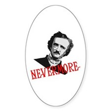 NEVERMORE by Poe Decal