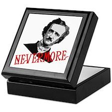 NEVERMORE by Poe Keepsake Box