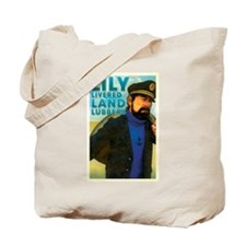 Land Lubbers Tote Bag