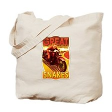 Great Snakes Tote Bag