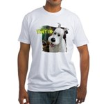 Snowy Fitted T-Shirt