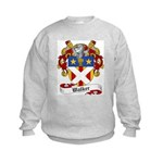 Walker Coat of Arms Kids Sweatshirt