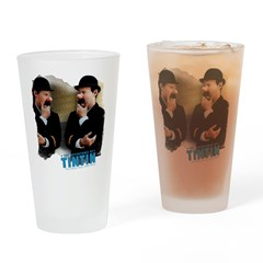 Thomson & Thompson Drinking Glass