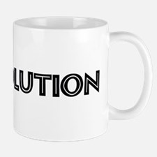 I Love Evolution Mug