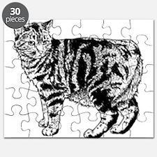 Manx Cat Puzzle