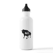 LOT OF BULL Water Bottle