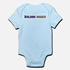 Building Hugger Infant Creeper