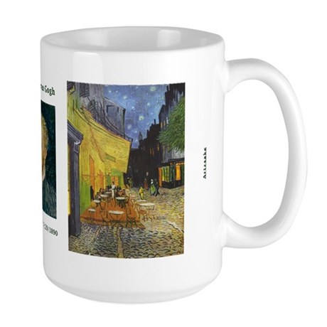 ArtzWithArtist Large Mug