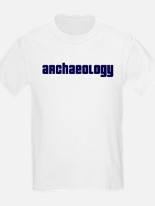 Archaeology Style II Kids T-Shirt