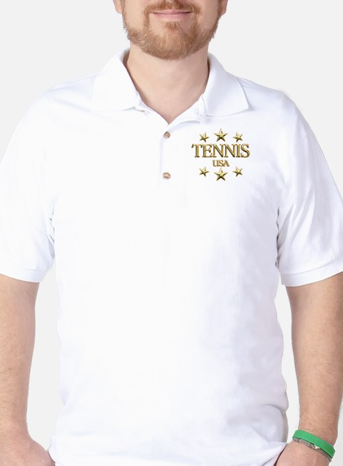 USA Tennis Golf Shirt