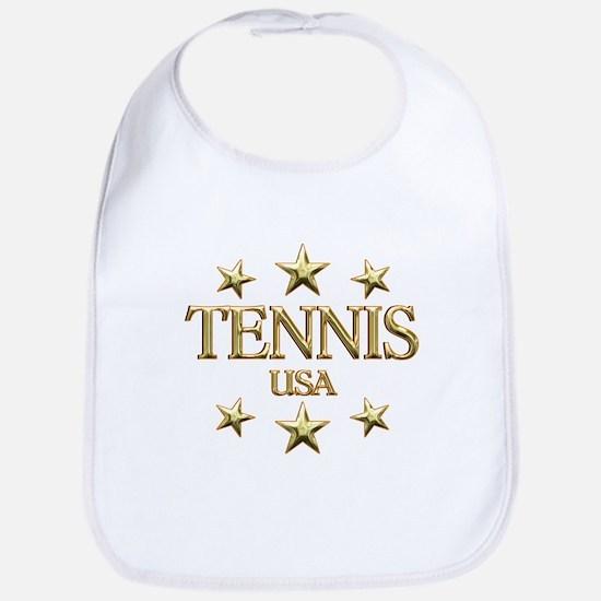 USA Tennis Bib