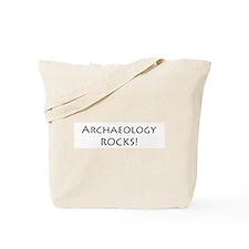 Archaeology Rocks II Tote Bag