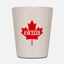The Eh Team Shot Glass
