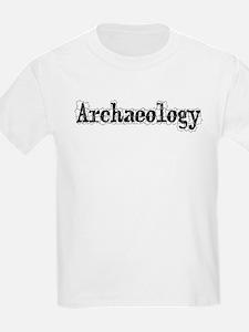 Archaeology Puzzle Kids T-Shirt