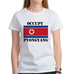 Occupy Pyongyang Women's T-Shirt