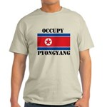 Occupy Pyongyang Light T-Shirt