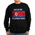 Occupy Pyongyang Sweatshirt (dark)