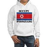 Occupy Pyongyang Hooded Sweatshirt