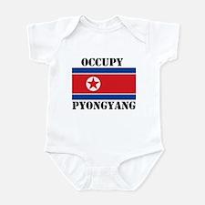 Occupy Pyongyang Infant Bodysuit