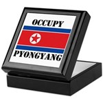 Occupy Pyongyang Keepsake Box