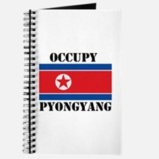Occupy Pyongyang Journal