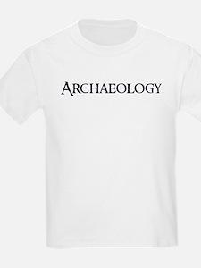 Archaeology 9 Kids T-Shirt