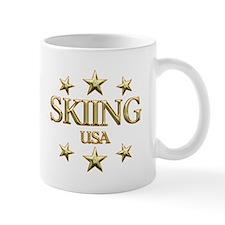 USA Skiing Mug