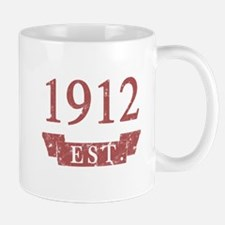 Established 1912 Mug