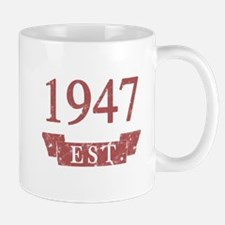 Established 1947 Small Small Mug