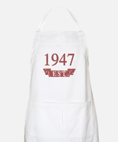 Established 1947 Apron