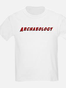 Archaeology 2 Kids T-Shirt