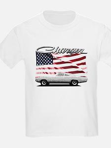 Charger USA flag T-Shirt