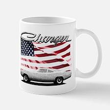 Charger USA flag Mugs