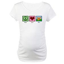 Peace Love Mice Shirt