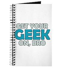 Get Your Geek on Bro Journal