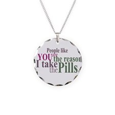 Pills Necklace