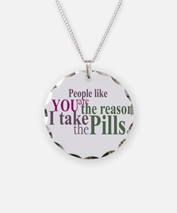 Pills Necklace