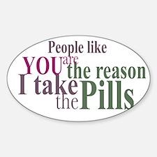 Pills Decal
