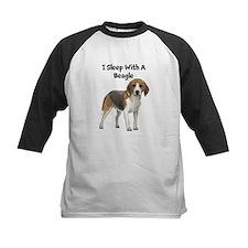 I Sleep With A Beagle Tee